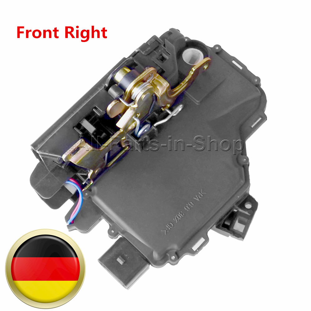 AP01 Front Right Door Lock Actuator For VW Seat SKODA GOLF BORA PASSAT LUPO MK4 Ref: 3B1837016A 3B1 3B1837016C 6X1837014C