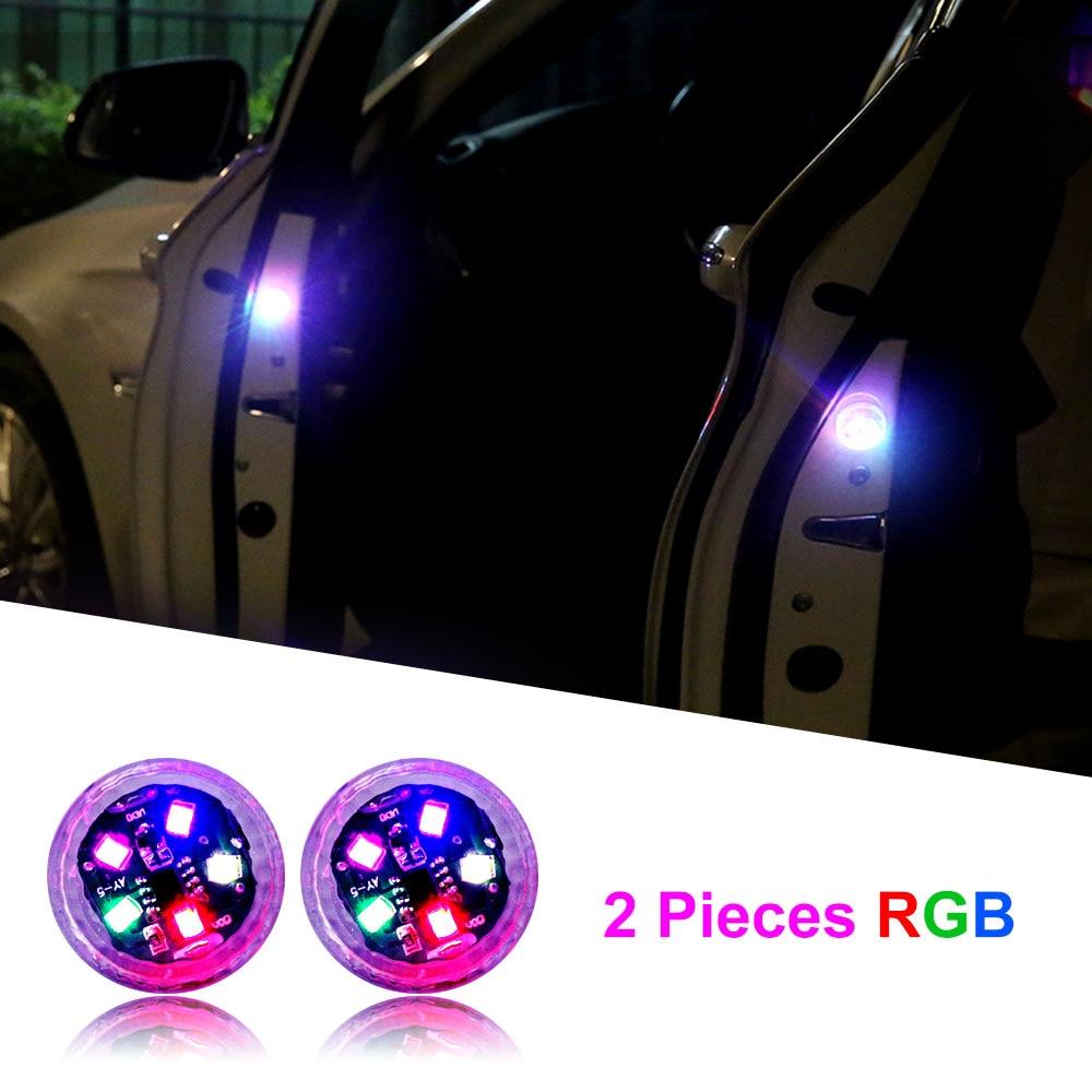 RGB x 2 Lights
