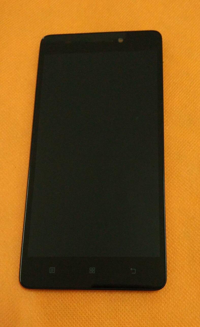 """imágenes para Pantalla LCD + Pantalla Táctil + Marco para Lenovo K3 Nota K50-t5 MTK6752 Octa Core 5.5 """"FHD Envío gratis"""
