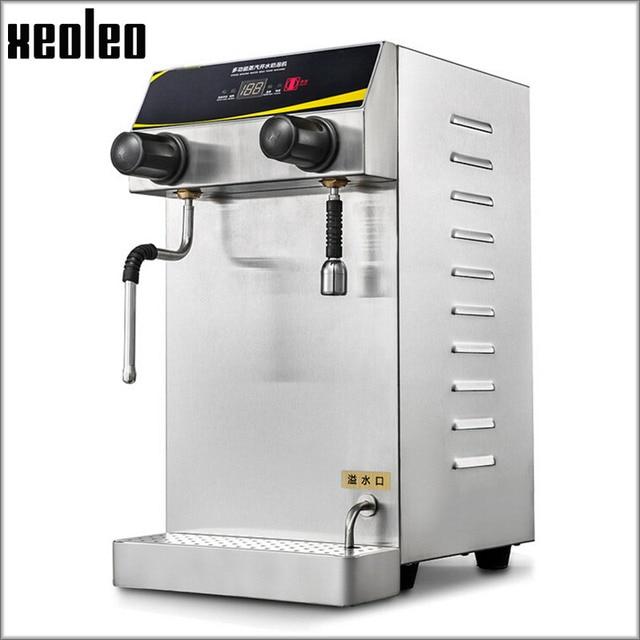 Xeoleo Steam Water Boiling Machine Commercial Milk bubble Machine ...