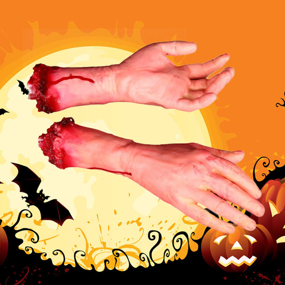 Online Buy Wholesale halloween prop hands from China halloween ...