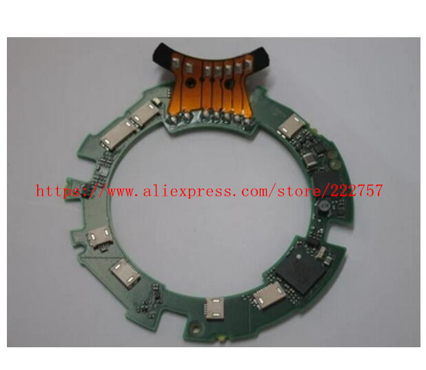 95%new motherboard for Canon EF-S 18-135mm f/3.5-5.6 STM Lens Main Board PCB Assembly Repair Part95%new motherboard for Canon EF-S 18-135mm f/3.5-5.6 STM Lens Main Board PCB Assembly Repair Part