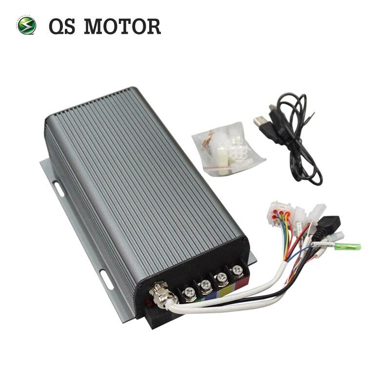 Sabvoton Controller 150A SVMC72150 For QS 3000w Brushless Motor Curtis Controller