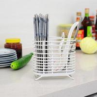 Hanging Drain Tableware   Storage   Rack Chopsticks Cutlery Holder Container   Kitchen   Organizer Accessories Supplies Gear