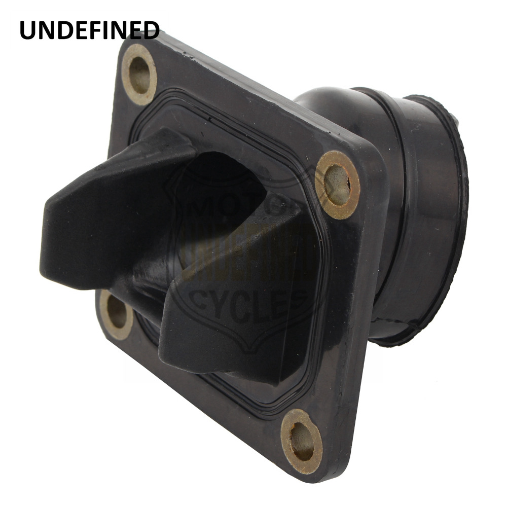 Image 4 - Motorcycle Parts Carb Carburetor Intake Manifold Interface Rubber Boot Protect Cover for YAMAHA YZ85 YZ 85 2002  2012 UNDEFINED-in Carburetor from Automobiles & Motorcycles