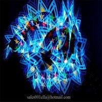 Полный Цвет LED длинные Magic Stick Пиксели привело пои программируемый светодиодный производительность POI для вечеринки Бар ночной клуб этап шоу