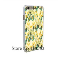 desintegrated tartan pattern Style Hard Phone Cases White for iPhone 6 6s plus 5 5s 5c 4 4s