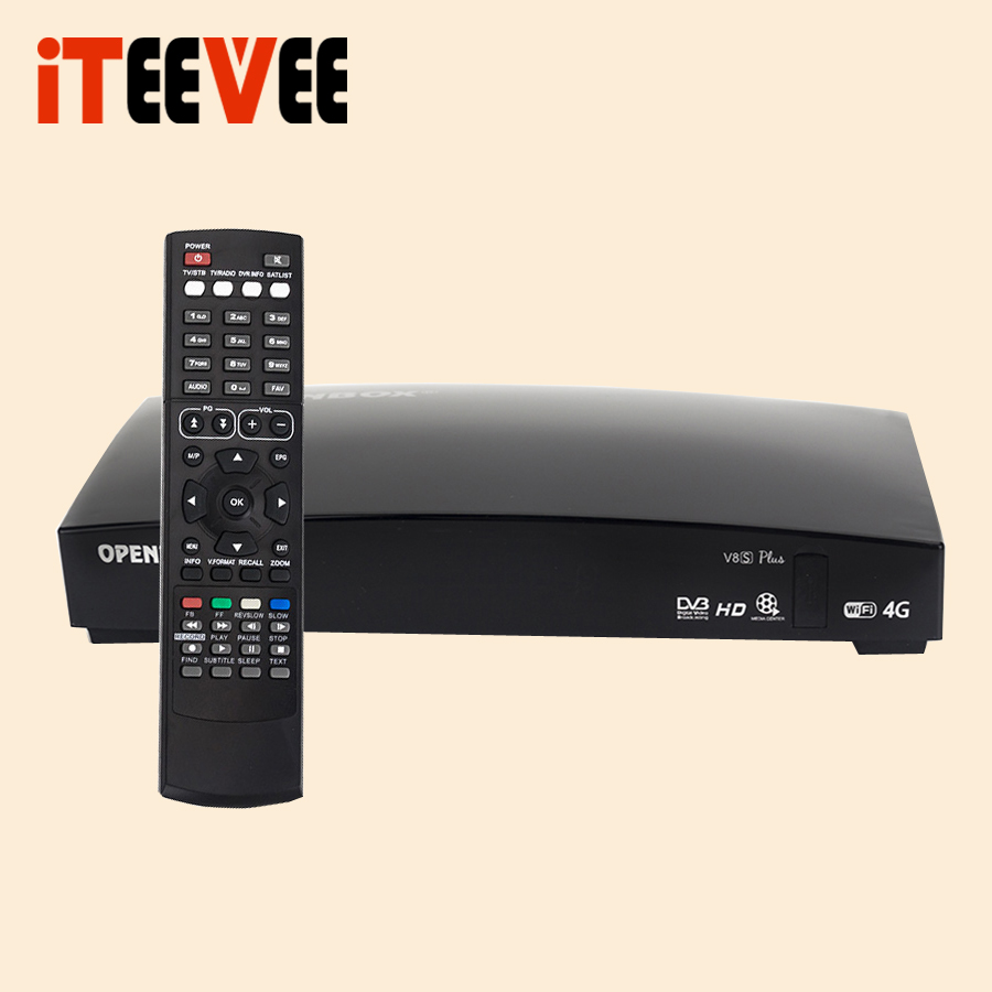 3PCS iTEEVEE O V8S PLUS O V8Se Satellite Receiver AV HD Output USB Wifi WEB TV
