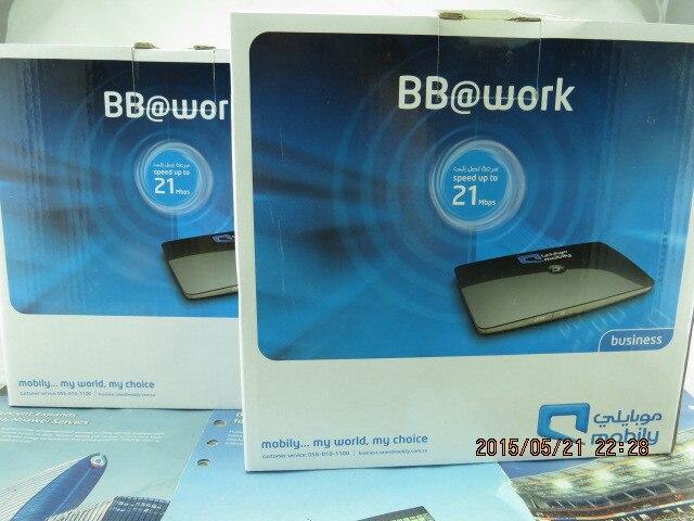 ФОТО Unlock Huawei B683 3G Router 28.8M Wifi Home Gateway