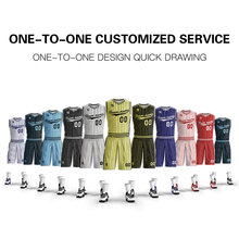 Wholesale Custom Men Kids Basketball Training Jersey Set Pockets Sport Kit Customized Uniforms Suit