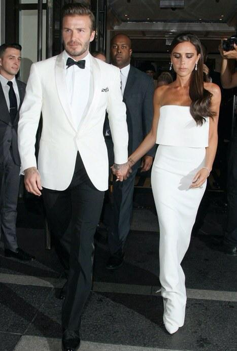 New Design One On White Groom Tuxedos Shawl Lapel Groomsmen Men Wedding Dinner Prom Suits Jacket Pants Girdle Tie In From S Clothing