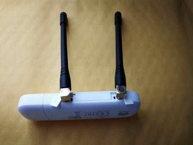 2pcs 5dBi 4G LTE antena Dual conector para HUAWEI E8372 E5577 TS9 E5573 E5786 E5776 e mais modelos
