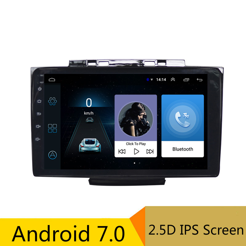 9 2.5D IPS android 7.0 car dvd For Greatwall Haval Hover H5 H3 2013 2014-2018 radio navigation car stereo GPS multimedia player