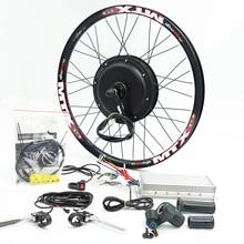48 В -В 72 в 3000 Вт E-Bike Kit 90 км/ч/Максимальная скорость с 7 скоростями свободного хода