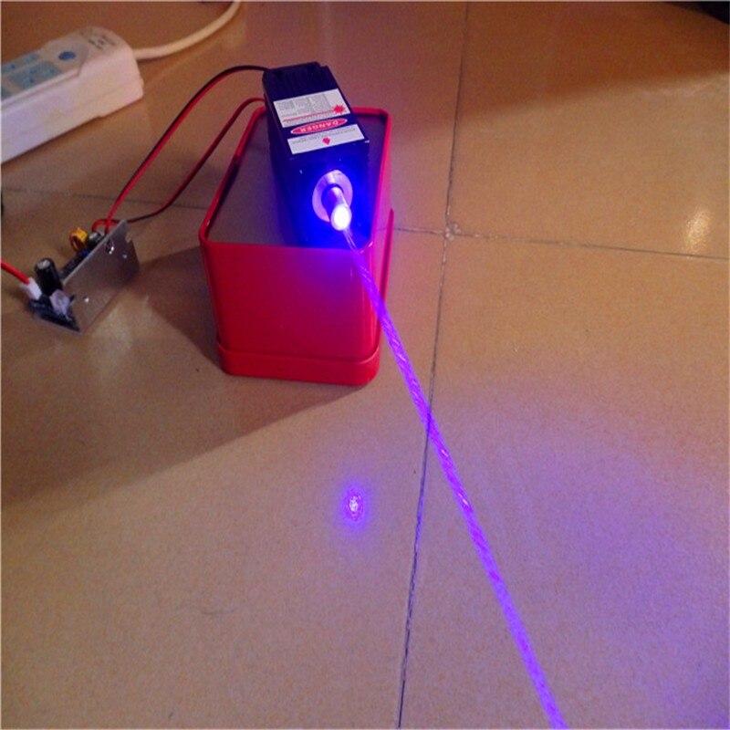 Équipement de laboratoire d'enseignement de physique longueur d'onde laser 800 mw 405 m - 3