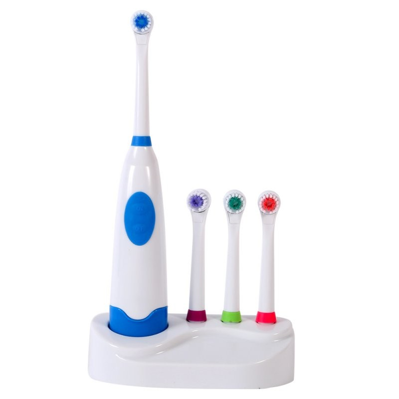 Hot Sale Adults Electric Toothbrush Replacement Teeth Whitening Children Tooth Brush Battery Powered Pro Dental Equipment