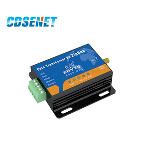 Image 4 - Zigbee CC2530 Module RS485 240MHz 20dBm Mesh Network CDSENET E800 DTU (Z2530 485 20) Ad Hoc Network 2.4GHz Zigbee rf Transceiver