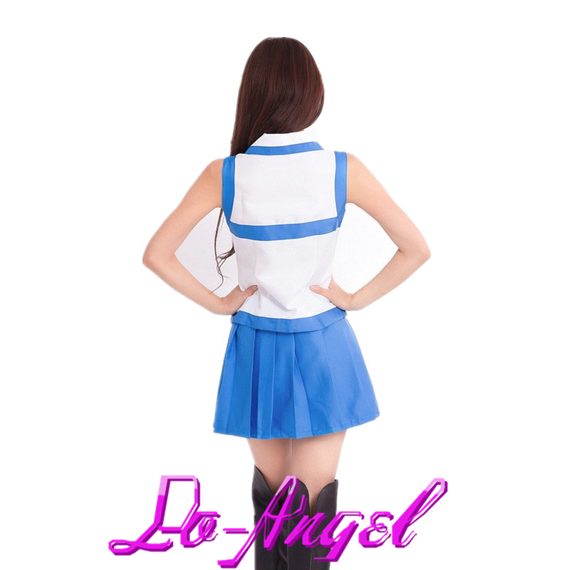 Fairy Tail Lucy Party Costume Girls Dress