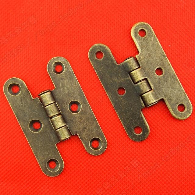 Cerniere Per Armadi Ad Angolo.Trasporto Libero Accessori Hardware In Metallo Mobili Antichi