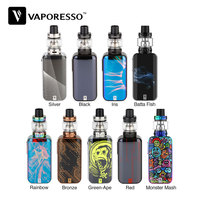 Original 220W Vaporesso LUXE S with SKRR S Tank Vape Kit with 8ml Atomizer VS Vaporesso Luxe Electronic Cigarette Vape Kit