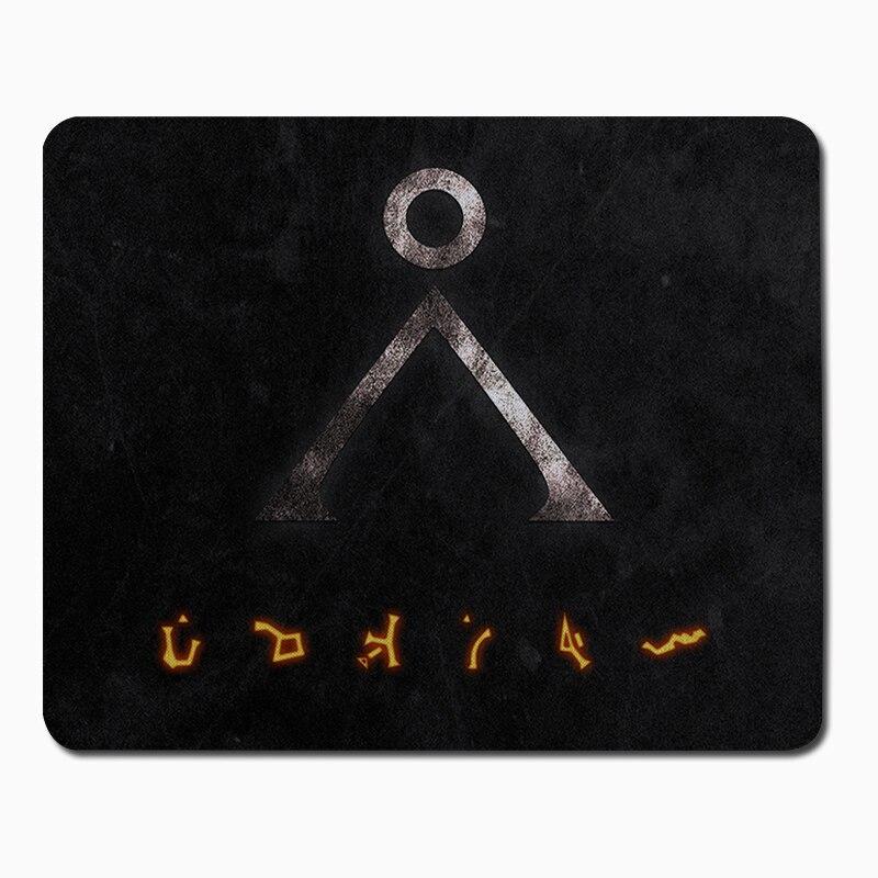 Высокое качество логотип игры клавишник коврик для мыши Тетрадь геймер игровой ноутбук коврики Коврик для оптической мыши ...
