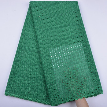 African Lace Fabric Swiss Voile Lace In Switzerland Bridal Lace Fabric Dry Cotton Lace Fabric For Clothes A1287