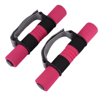 1kg Fitness Dumbbell Hand Weights Gym Womens Man Exercise Aerobics Slim Exercise Equipment