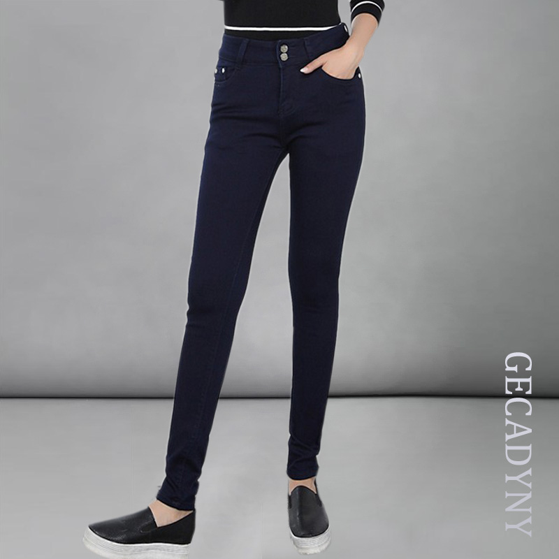 Hot Sale Skinny Jeans Woman Spring New Pencil Jeans For Women Fashion Slim Blue Jeans Mid Waist Women's Denim Pants Trousers hot sale skinny jeans woman spring new pencil jeans for women fashion slim blue jeans mid waist women s denim pants trousers