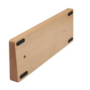 Image 4 - YMDK Hot Swap Fully Programmable 96 Wood Wooden Case Aluminum Plate PCB Stabilizers Support ANSI ISO DIY Kit