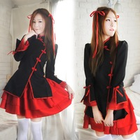 Cute Sexuality COPSLAY Anime Chinese Women's Style Dance Maid Maid Night Club Stage Performance Party Set
