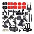 Kit Ir pro Acessórios Gopro Acessórios Set Ao Ar Livre Esportes para Gopro Hero 4 3 + 3 Sj4000 sjcam Câmera xiaomi yi acessórios