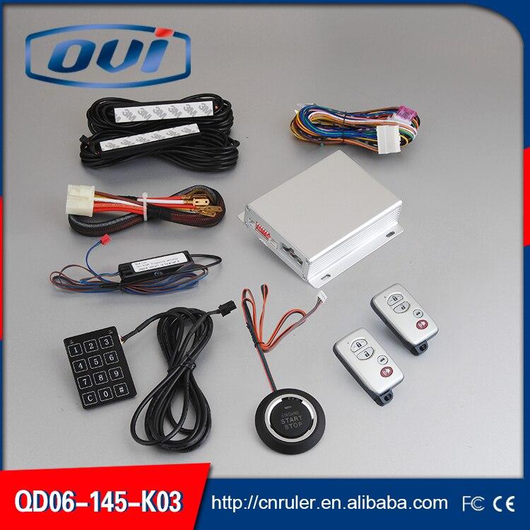 Remote Starter Push Button Go And Smart Remote Control
