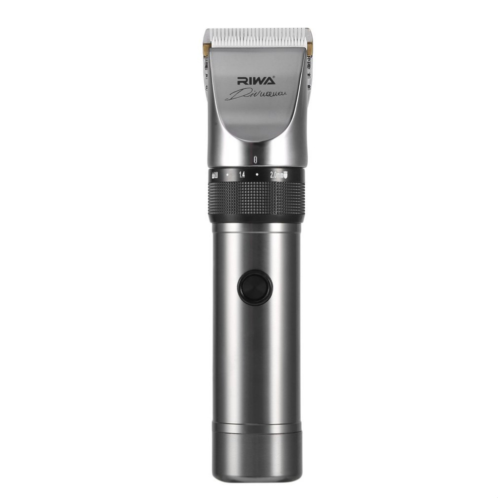 RIWA Hair Clipper Trimmer Professional Hair Cutting X9 Long Standby Time 2000MAH Battery Hair Removal Shaver Trimmer Set rechargeable hair clipper with accessories set 220 240v ac