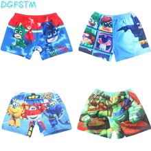 Character Swim Trunks