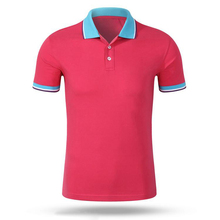 Tee-Shirt Golf-Training Women Short Cotton Patchwork Quick-Dry Outdoor-Sports Breathable