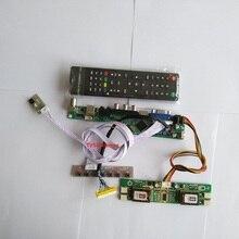 for LTM190M2-L31(Glare) Controller Board 1440X900 19 Interface USB Digital Signal 4 lamps kit LCD 30pin Resolution TV card ltm190m2 l31 lcd display screens