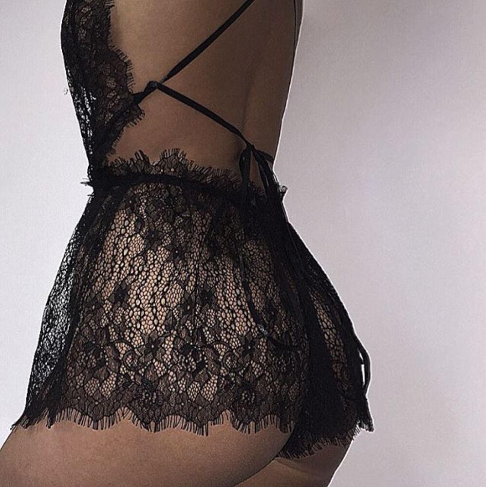 HTB1zeRyOVXXXXaOaFXXq6xXFXXXH - Women Sexy Lace Backless Bodysuit JKP176