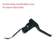 2019 New Scooter Brake Handle Brake Lever For Xiaomi Mijia M365 Electric Scooter Xiaomi Scooter Parts xiaomi mijia electric scooter белый