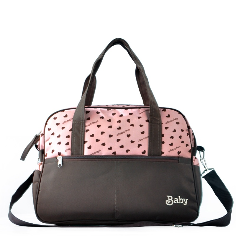 insular Nappy handbags multifunctional baby diaper bags large capacity mother mummy messenger bags stroller bag baby care bags
