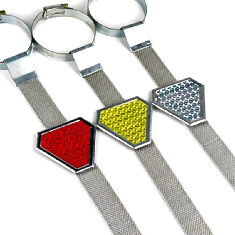 Car Safe Anti Static Reflective Strip Earth Belt Ground Wire Strap Vehicle