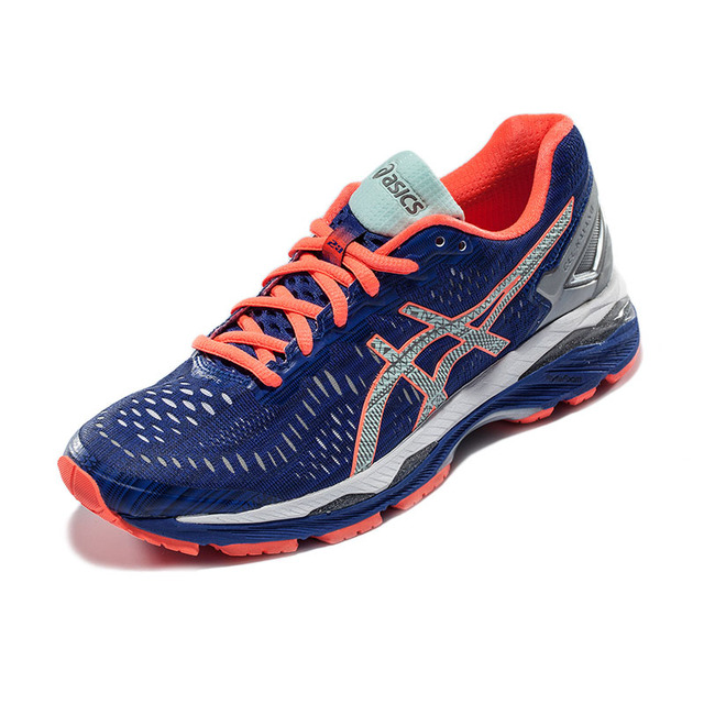 promo code 2bc50 1a627 Original ASICS GEL-KAYANO 23 Night Running Women's Cushion Stability  Running Shoes ASICS Sports Shoes Sneakers Outdoor Shoes
