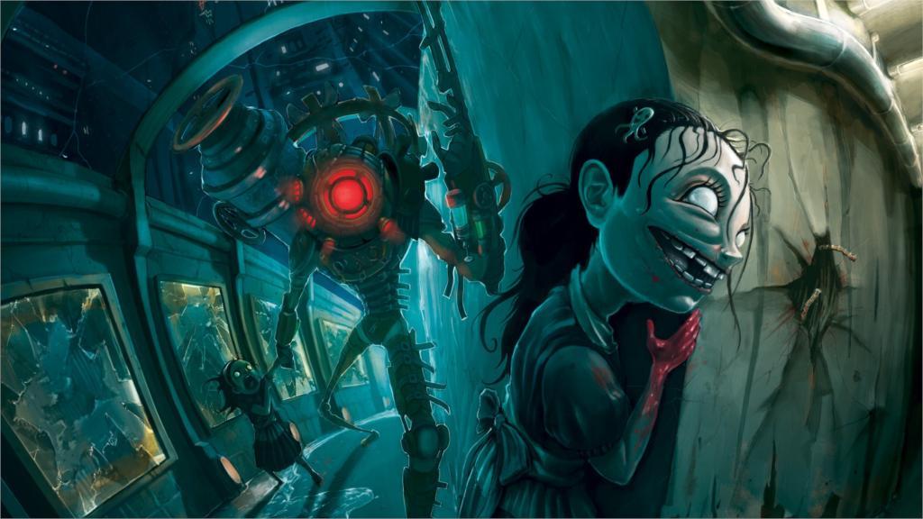 скачать игру Bioshock 4 - фото 10