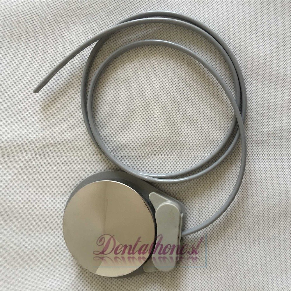 Pédale de commande dentaire avec câble tubulaire 2 trous pour fauteuil dentaire Standard d'équipement dentaire