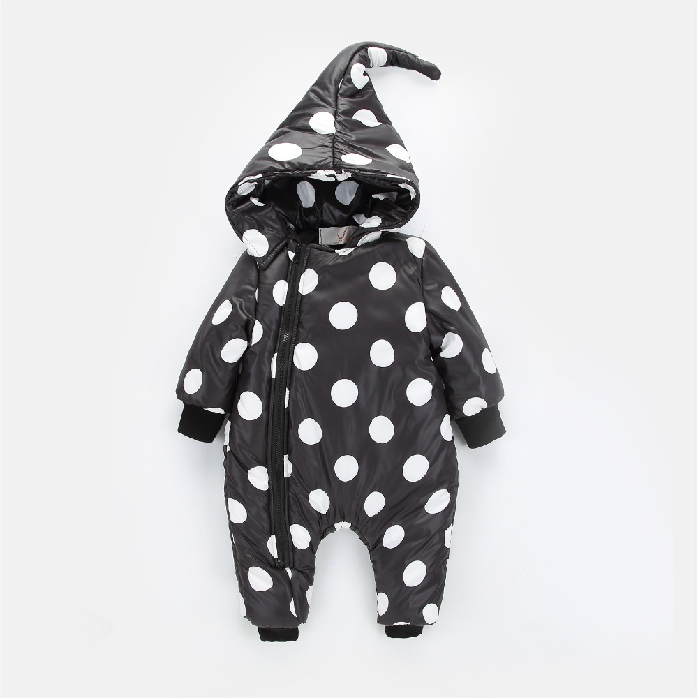 Baby Girl Winter Clothes Sets Hooded Jacket Overalls Jumpsuits Snow Wear Children Toddler Clothing Children Jumpsuit Superior Materials Mother & Kids