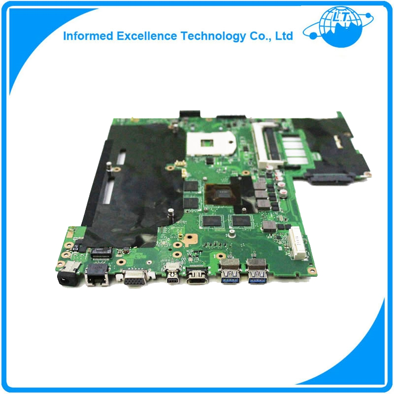 Wholesale For ASUS G55VW Latop Motherboard Mainboard 100%tested fully work v6j for asus vx1 laptop motherboard mainboard fully tested 100