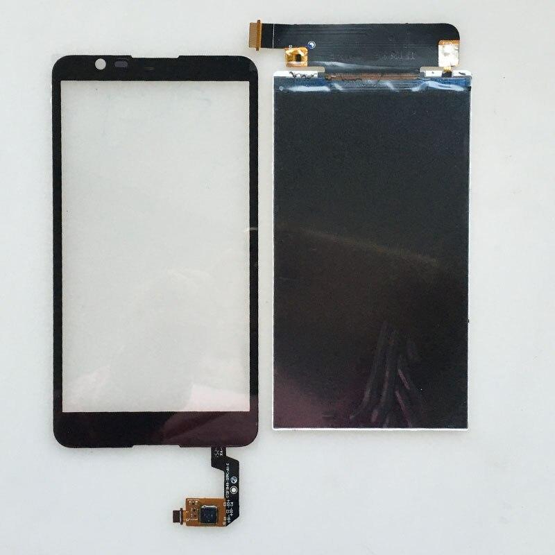 Black For Sony Xperia E4 E2104 E2105 E2115 E2124 Touch digitizer Screen LCD Display NEW