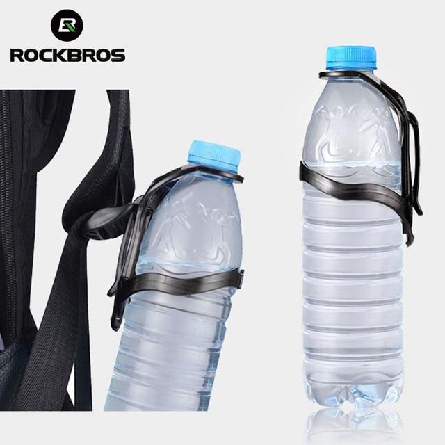 ROCKBROS Hiking Bag Water Bottle Cup Holder Multi Outdoor ...