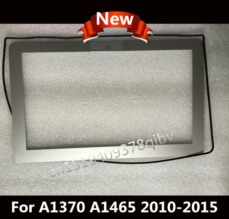 New For MacBook Air 11 6 A1370 A1465 LCD Display Screen Front Bezel Cover Rubber Bezel