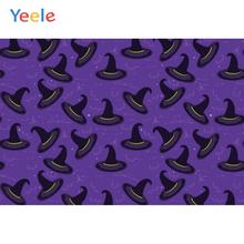 Yeele Halloween Festival Party Witch Hats Customized Photography Backdrop Personalized Photographic Backgrounds For Photo Studio