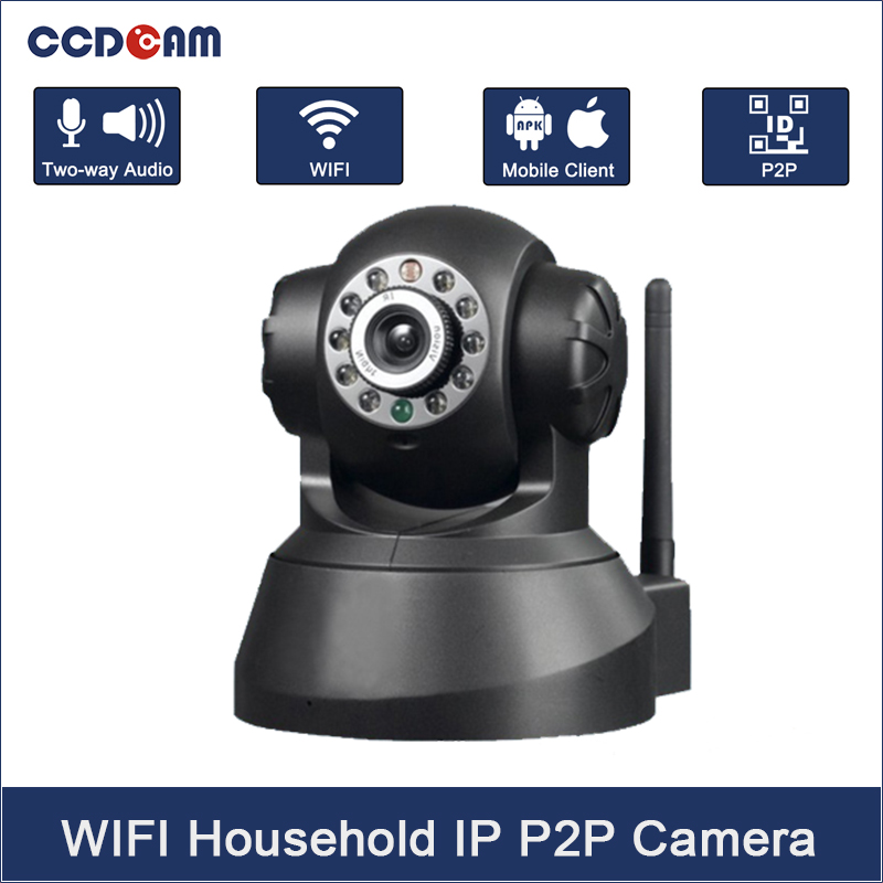 wireless camera MegaPixel IP wireless camera Night Vision 2 way Audio P2P 720P Wireless IP Camera 1.0MP Indoor wifi camera howell wireless security hd 960p wifi ip camera p2p pan tilt motion detection video baby monitor 2 way audio and ir night vision